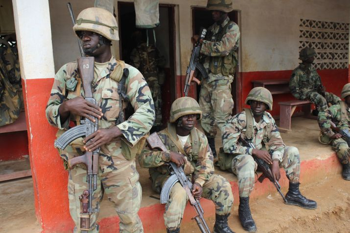 AFL Soldiers trained as SGBV Ambassadors as MOJ Ends Awareness